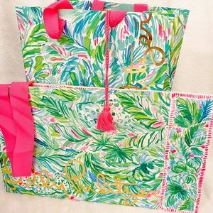 NEW full set Lilly Pulitzer gift packaging